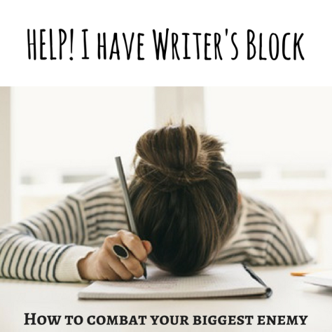 HELP! Writers Block