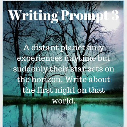Writing Prompt 3