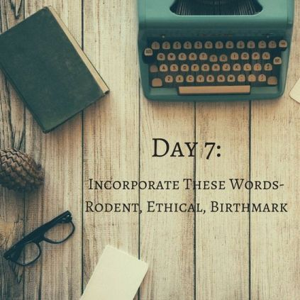 writing prompt 7