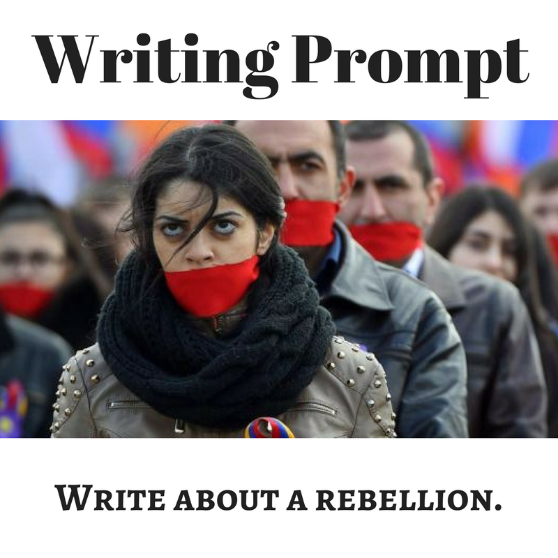 Writing Prompt (1)